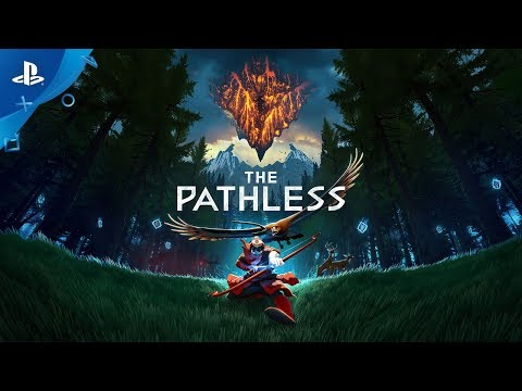 The Pathless : Reveal Trailer | PS4