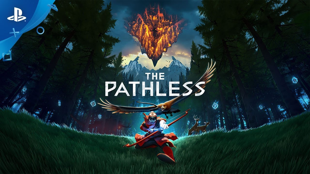 The Pathless: Giant Squid's New Adventure is About Archery, Falconry and Mythic Atmosphere