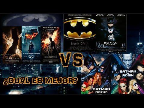 Nolan, Burton o Schumacher. ¿Cuál fue el mejor Batman?