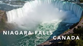 preview picture of video 'Niagara Falls - Ontario Canada'