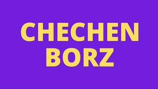 Chechen Prikol 2018 New Чечен Прикол 2018 нови CHECHEN BORZ