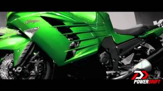 Kawasaki ZX-14R & ZX-10R : First Look : PowerDrift