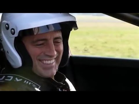 Matt Le Blanc Top Gear Behind the Scenes | Top Gear | BBC