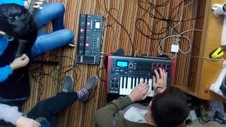 ambient jam mtheory band 11/10/2017