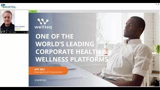 wellteq Quarterly Management Presentation Q2 2021