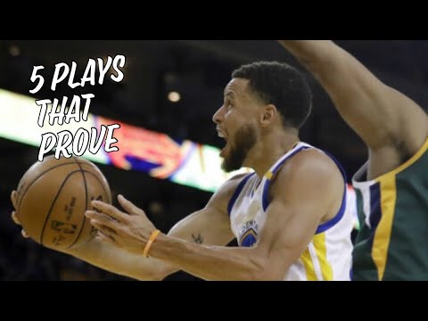 5 Plays That Prove Steph Curry is Not Human