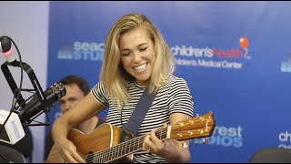 "Rachel Platten Performs ""Fight Song"" - Seacrest Studios"