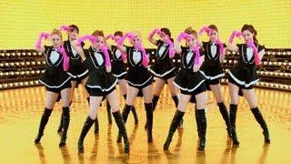 Girls Generation 少女時代 PAPARAZZI MV Dance Edit GOLD