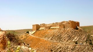 preview picture of video 'Montreal Crusader Castle (Shobak), Jordan'