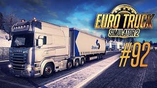 Euro Truck Simulator 2 [#92] - Мега-SCANIA