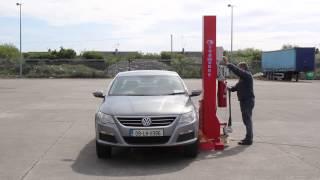 Redmount Single Post Lift (Mobile)