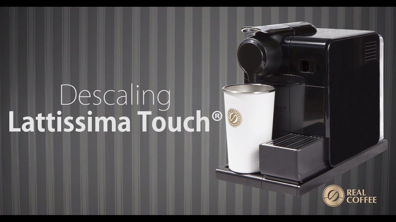 Nespresso Delonghi Descaling Bruin Blog