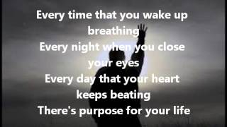Here For A Reason - Ashes Remain (Lyrics)