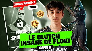 LE CLUTCH INSANE DE FLOKI ► FNCS FINALE WEEK 1 ROUND 2 - GAME 8