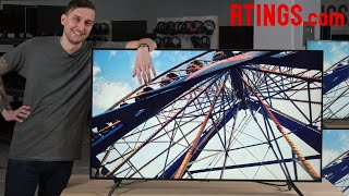Video: Samsung TU8000 Crystal UHD TV Review (2020)