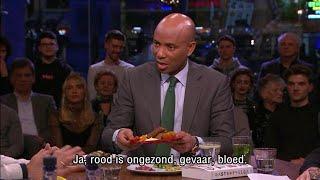 Gambar cover Door borden met deze kleuren eet jij stiekem ongez - RTL LATE NIGHT