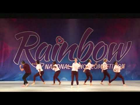 People's Choice// WARNING SIGNS - Cutting Edge Dance Center [Redondo Beach, CA]