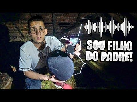 ESPIRITO DA LENDA DO PADRE SE COMUNICA... - Spirit Box