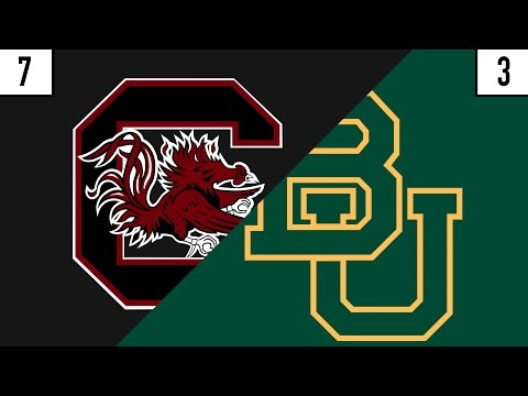 7 South Carolina vs. 3 Baylor Prediction | Who's Got Next?