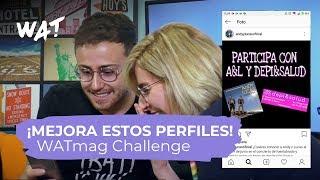 Retamos a Omai a juzgar los feeds de Instagram de Cárdenas o Andy y Lucas | WATmag