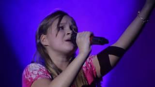 Телепроект «Соло-Дети» (1/2): 20. Алиса Пономаренко (Краснодар, 11 лет)