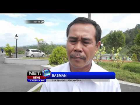 Gempa Dahsyat Guncang Wilayah Ambon dan Sekitarnya - NET12