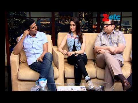 It's Entertainment team - ETC Bollywood Business - Komal Nahta