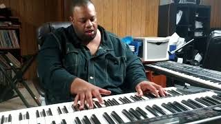 """Good Enough"" (Anita Baker) performed by Darius Witherspoon (4/29/18)"