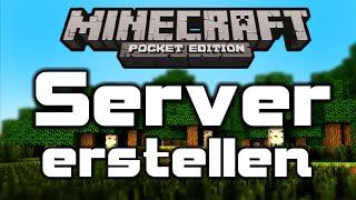 Wie Erstellt Man Für Minecraft Pocket EditionWindows Phone Einen - Minecraft server erstellen handy