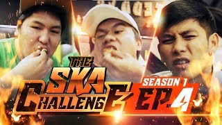 The Ska Challenge SS 1 EP. 4 Biggest Burger in the world Eating Challenge!!