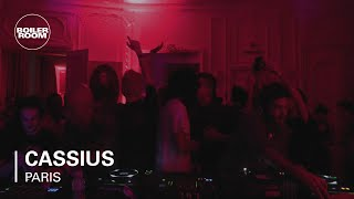 Cassius - Live @ Boiler Room Paris 2012