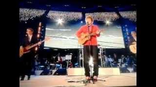 Wish you were here - Ed sheeran (JJOO 2012)