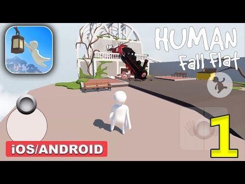 Human fall flat 人類:一敗塗地 手機版終於發布了!【遊玩畫面】