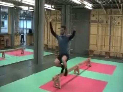 Serie di esercizi per formazione di una posizione corretta