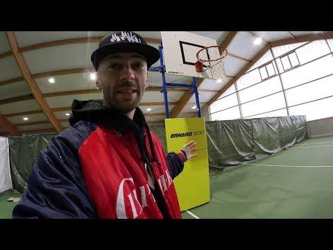 Der Traum einer eigenen Basketball Korbanlage