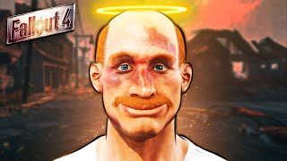 Playing Fallout 4 as a pacifist is way funnier than it should be