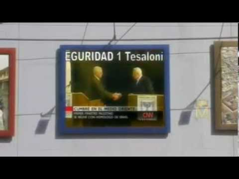 """Vuelve pronto Cristo (Videoclip oficial)""- Fernando Claure P."