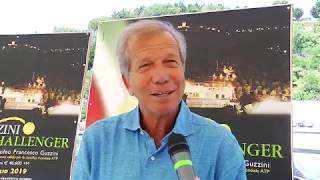 Giovanni Battista Torresi – Conferenza Stampa Guzzini Challenger 2019