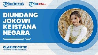 Cerita Clarice Cutie Diundang Presiden Jokowi ke Istana: Takut Salah Lirik