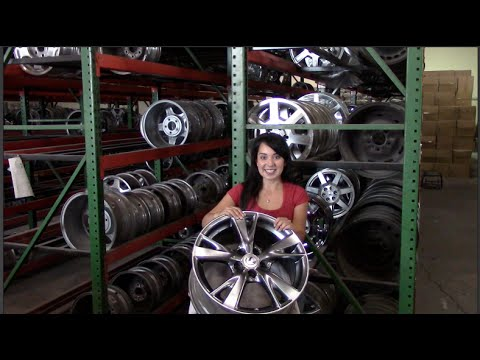 Factory Original Lexus GX 460 Rims & OEM Lexus GX 460 Wheels – OriginalWheel.com