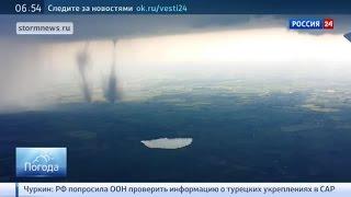 Природные катаклизмы обрушились на Урал