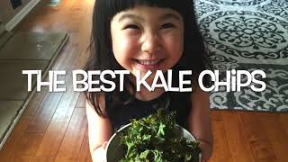 """""""The Best"""" Kale Chips"""