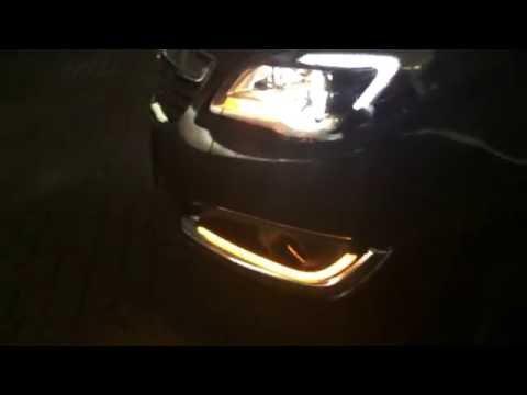 Insignia LED Tagfahrlicht + Blinker / 2 in 1 / DRL / wie Audi Mercedes