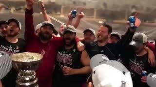 """We are the Champions"" Овечкин, Кузнецов, Орлов и др."