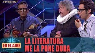 Andreu, Berto Y Javier Coronas Improvisan Un Relato - En El Aire