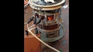 Как подключить двигатель  от стиральной машины. Просто!!!