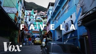 Inside Rio's favelas, the city's neglected neighborhoods