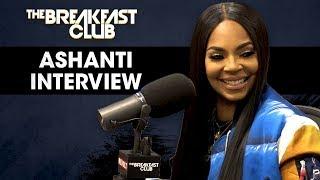 Ashanti Talks Murda Inc, Relationships, New Music + More