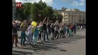 В Великом Новгороде накануне простились с летом