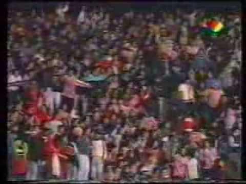 """""""Parte - 3 / Los Andes a Primera 1999/2000 / Los Andes a primera Division"""" Barra: La Banda Descontrolada • Club: Los Andes"""